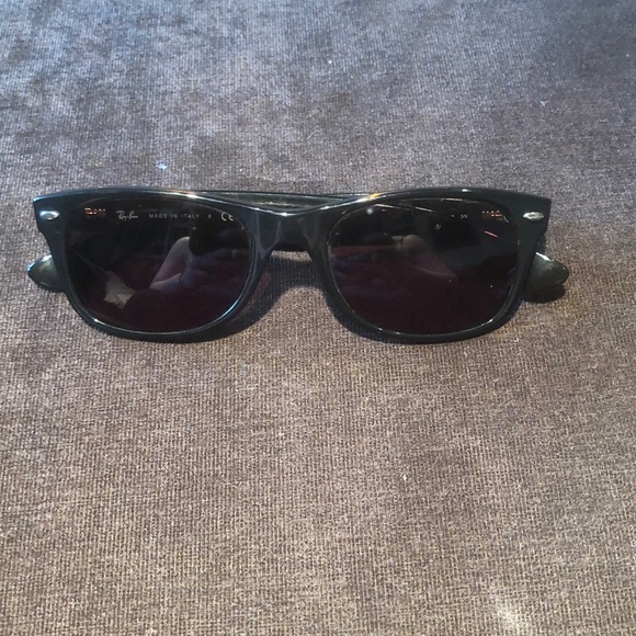 3fa5c812608 Ray-Ban Accessories - Ray-Ban Dark Tortoise New Wayfarer Sunglasses